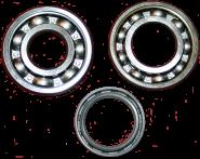 Radlagersatz inkl. Wellendichtring vorne DKWF8, IFA F7 und P70