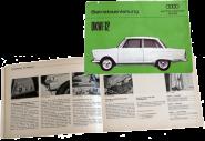 Betriebsanleitung Auto-Union DKW F12