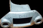Deckel für Überströmkanal lange Ausführung DKW F5, F7, F8, IFA F8, P70