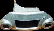 Deckel für Überströmkanal kurze Ausführung DKW F5, F7, F8, IFA F8, P70