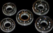 Kugellagersatz + Wellendichtring Getriebe DKW F5, F7, F8, IFA F8, P70