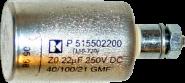 Kondensator Auto-Union DKW F4, F5, F7, F8, P70, IFA F8 alle  2-Zylinder-Motoren