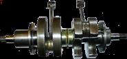 Kurbelwelle komplett DKW F5, F7, F8 und IFA F8