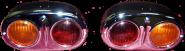 Satz Rückleuchten DKW F5, F7, F8