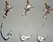 Unterbrecherkontaktsatz DKW Auto-Union 3 Zylinder