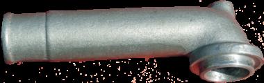 Kühlwasserstutzen seitlich, lange Ausführung DKW F5, F7, F8, IFA F8, P70