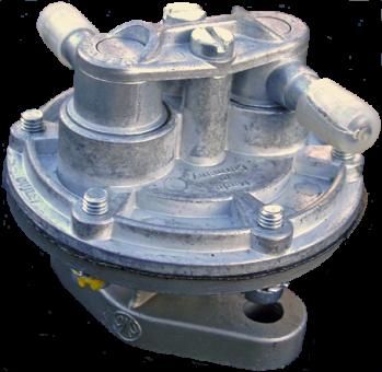 Benzinpumpe Auto-Union DKW F91, F 93, AU1000/S/SP, Junior, F11, F12 im Austausch