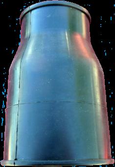 DKW F91 Gummistutzen für Heizung
