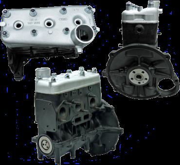 Austauschmotoren ohne Anbauteile DKW Junior, F11, F12