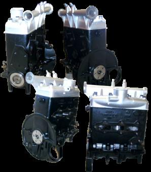 Austauschmotoren Auto-Union DKW  F91, F93, AU1000/S/SP, Munga
