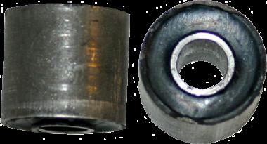 Gummisilentbuchse am Hebelstoßdämpfer IFA F8