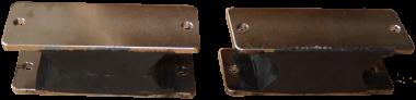 2 Motoraufhängung Getriebeaufhängung Lagerung NEU DKW F7 F8 IFA F8 P70 Welfinger