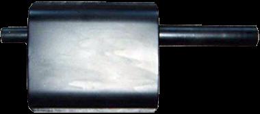 Nachschalldämpfer Auto-Union DKW Munga 1000 ccm