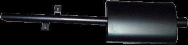 Nachschalldämpfer Auspuff DKW F91