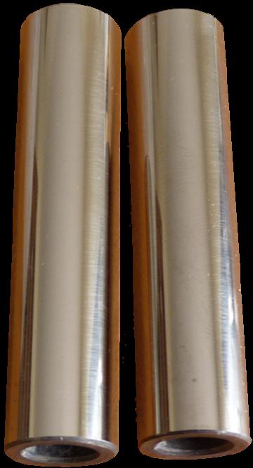 2 Kolbenbolzen DKW F5, F7, F8, IFA F8, P70