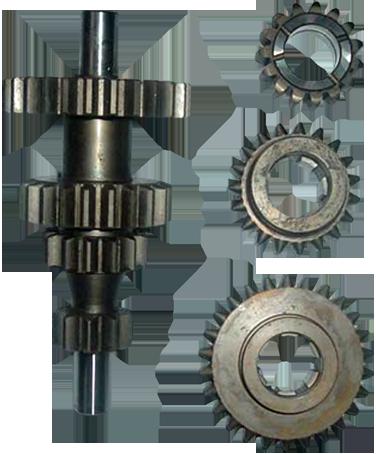 Getriebeschaltsatz für DKW F5, F7, F8, IFA F8, P70