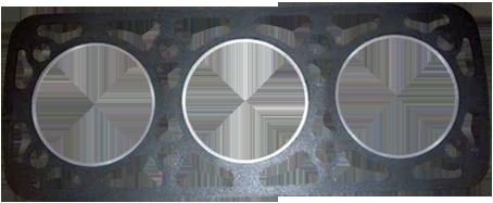 Zylinderkopfdichtung Auto-Union DKW F91, F93 900 ccm