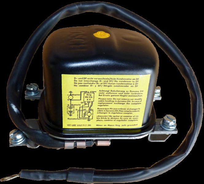 Regler 12V, 250 Watt IFA F8, P70