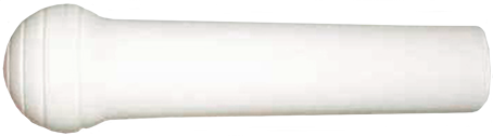 Schaltstock-Griff DKW-IFA F5, F7, F8 weiß