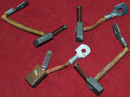 Schleifkohle für Dynastarter DKW  F5, F7, F8, IFA F8, P70