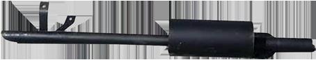 Nachschalldämpfer DKW F5 - F7