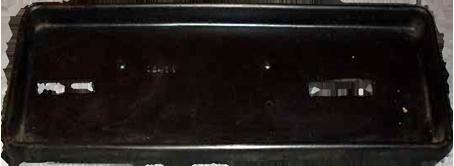 Gummiunterlager Handbremse DKW IFA  F5, F7, F8