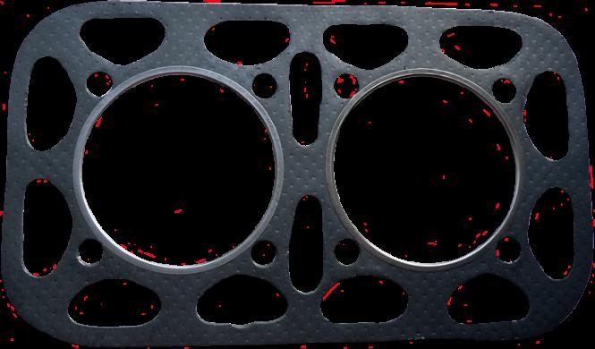 Zylinderkopfdichtung DKW F5, F7, F8, Reichsklasse 600 ccm