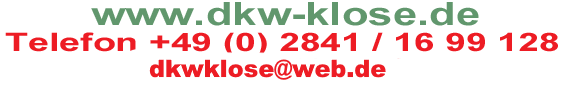 DKW Klose